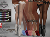 [PPD] Wild Thoughts Fishnet Stockings & Heels  - Fat Pack