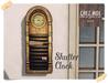 Shutter Clock ♥ CHEZ MOI