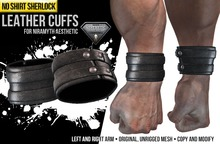 [NSS] cuffs for Niramyth Aesthetic [WEAR ME]