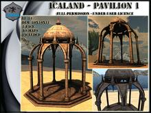 Icaland - Pavilion 1