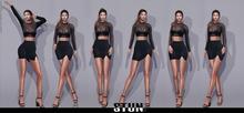 STUN - Pose Pack Collection 'Anitta' #31