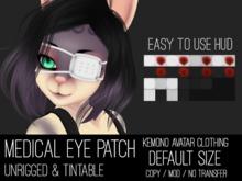 V!V - Kemono Medical Eye-Patch