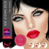 PROMO! Oceane -Rosie skin Avorio (Noir) 40s [Omega]
