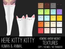 V!V - Kemono Stocking Mod - Here Kitty Kitty