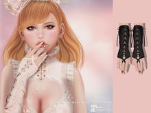*The Mystic*Gothic Glove (Black) -Maitreya