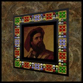 EF-Home: Byzantian Picture Frame