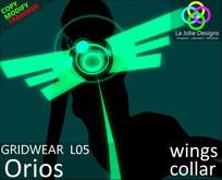 """[GW] L05 """"Orios"""" Wings + Collar"""