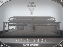 Old Factory Open Shop Casa Diabolica