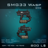 [BW] SMG33 Wasp - Box