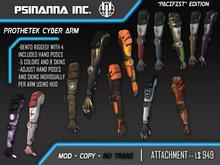 PsiNanna, Inc. ProtheTek Cyber Arm - PACIFIST EDITION v1.0