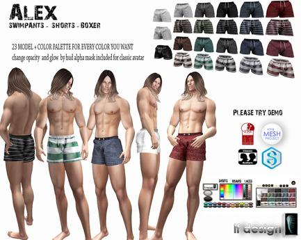[lf design] Alex