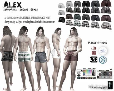 [lf design] Alex Demo