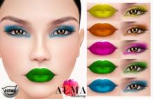 ALMA Makeup - Tropical Island - Catwa