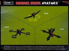 Gaagii - Redback Avatar Drones (PROMO)