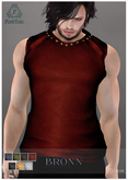 .PoshTale. Bronn - Leather Tunic
