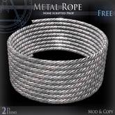 (Box) Metal Rope v1