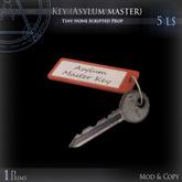 (Box) Key (Asylum master)
