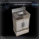 (Demo) Small hand wash basin