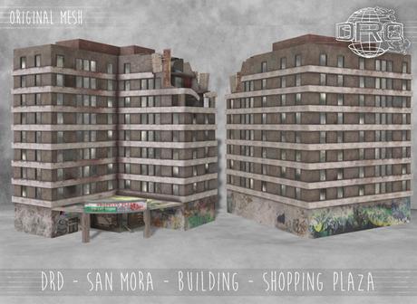 -DRD- San Mora - Building - Shopping Plaza
