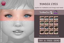Izzie's - Yonder Eyes (TD & Omega)
