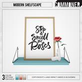 [Commoner] Modern Shelfscape Fat Pack