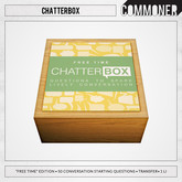 """[Commoner] Chatterbox / """"Free Time"""""""