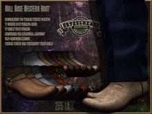 Steelhead Bull Nose Western Boot