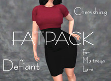 Defiant-cherishing-skirt and top-fatpack