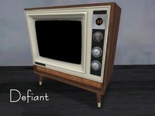 Defiant tv