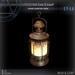 Old metal lamp copy