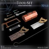 (Box) Tool Set