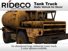 RiDECO - Tank Truck