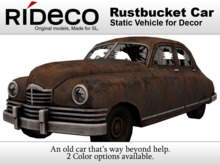 RiDECO - Rustbucket Car