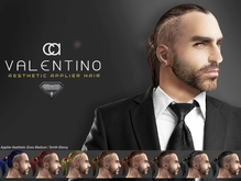 CA AESTHETIC VALENTINO APPLIER HAIR FAT PACK