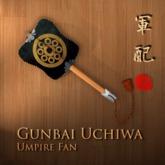 Gunbai Uchiwa