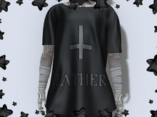 +FATHER+ Torchi's Oversized Shirt Mod - FATHER