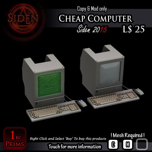 Cheap Computer (Box)