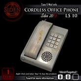 Cordless Office Phone (Box)