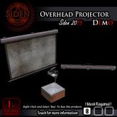(Demo) Overhead Projector (Box)