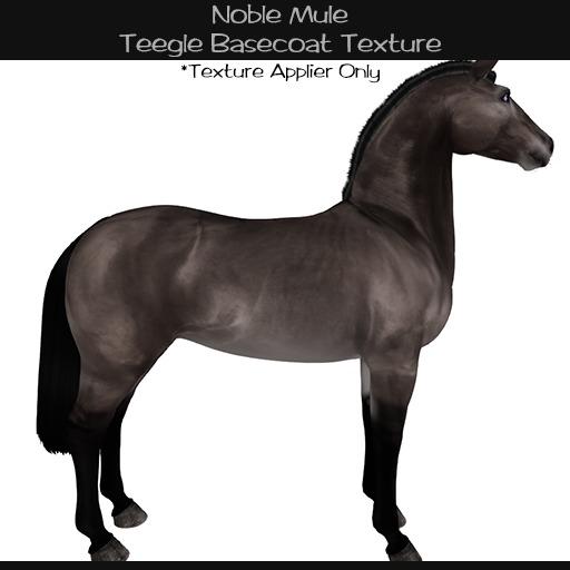Teegle Texture: Noble Mule