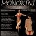 ~JJ~ Monokini (crimson)