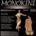 ~JJ~ Monokini (gold)