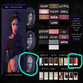 Beusy: TripleSick Hair #3 - Horizon Palette [Boxed] COMMON