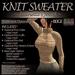~JJ~ Knit Sweater (beige)