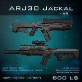 [BW] ARJ30 Jackal - Scout Rifle