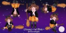 {.Honey.} ~ Lil Witch ~