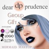 .::DEAR PRUDENCE::. Mermaide MakeUp Group gift