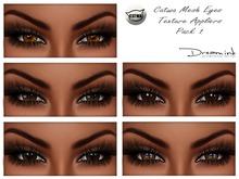 "DREAM INK ""Catwa Mesh Eyes Appliers"" Pack1"
