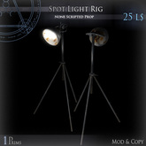 (Box) Spot Light Rig