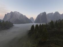 Y.B -sim surround landscape Dolina